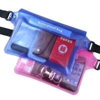 Cell Phone Waterproof Cover Dry Case Beach bag photo