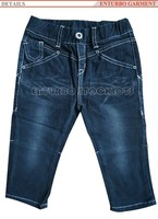Hot selling products boys jeans apparel stock