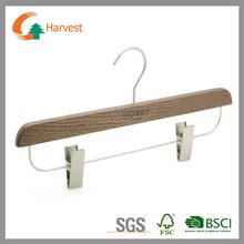 Wholesale wooden skirt/pant hanger