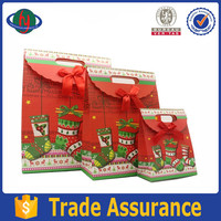 Hight quality Newest wholsale Gift bag for christmas