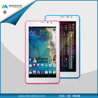 Shenzhen Factory Price Android Brand Tablet 6.5inch 3g Tablet WCDMA Phone Call Bluetooth MTK6572 dual core Tablet PC +512MB+4G