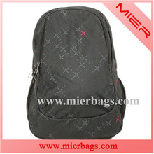 men or boys printing leisure double shouldering bag travel pack book backpack rucksack knapsack for student