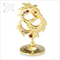 Highest Quality Stylish Metal Golden Dragon