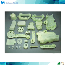 ABS material low volume plastic prototype parts