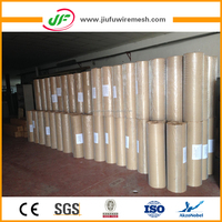 Alibaba China Supplier 1/2 Inch Plastic Coated Welded Wire Mesh