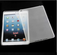 TPU Cover for iPad Air 2 Jelly soft gel case