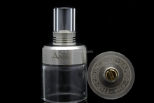 Hottest style product atomizer aris rda e cig wholesale aris rda clone atomizer with glass tube on sale