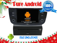 Android 4.2 car dvd player with gps for Fiat Punto,Capacitive and multi-touch screen support OBD