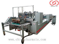 GIGA LXFG-1200 Foldering And Gluering Carton Machines