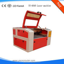 sealed co2 laser tube laser engraving equipment mini art laser engraving machine low cost price with ce