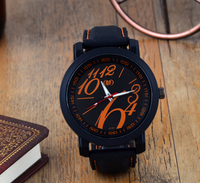hot sale online shopping leather wrist watch fashion watches accessories