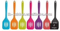 Flexible Silicone 31cm Slotted Turner