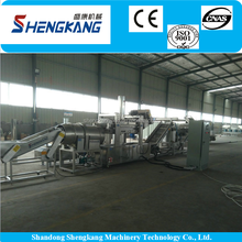 Pringles potato chips production line in Zhucheng