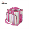 waterproof insulated lunch zipped tote bag shopping bag large food lunch bag