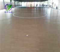 wearable waterproof pvc basketball flooring