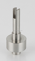 stainless steel pump parts rotor shaft for hydraulic pumps