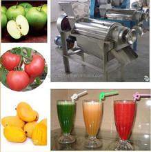 la meilleure qualité industrielle extracteur extracteur extracteur de jus de pomme