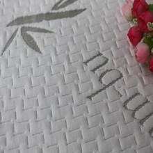 bamboo mattress China supplier cheap polyester fabric rolls