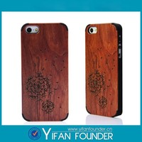 laser pattern cell phone case for iphone 5,laser pattern wood cell phone case for iphone 6