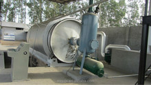 Renewable and Green Energe Waste Tyre Recycling Pyrolysis Plant