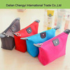 Wholesale fashionable solid color waterproof nylon bag for ladies