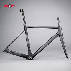 2015 new design Toray carbon fiber road bike frame, super light bike frame, road frame bike with di2 780-920g only!!! FM069