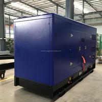 Australia market 160kw/200kva water-cooling canopy diesel generator set