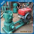 organiques fertilzier machine à faire des granulés de bois de haute qualité