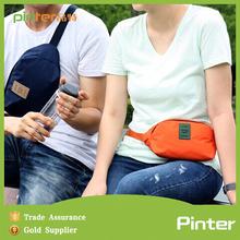 Pinter bag jinhua factory promotional grade material nylon multifunction cell phone belt bag