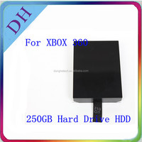 [Super deal!!] brand original accessories for xbox 360 slim hard drive 250gb