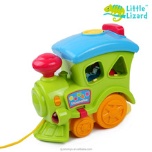 Happytime Music Train Pull Baby Toy 12 Month+ Toddler Toys