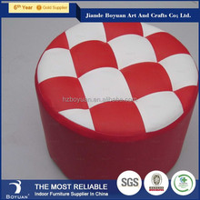 Wholesale china market ottoman with diamond buttons