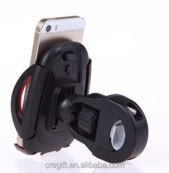 Universal Bike, Motorcycle, Handlebar, Roll Bar Mount for Smart Phones, Apple iPhone 6 / 6 Plus / 5 / 5S / 5C / 4 / 4S, Samsung
