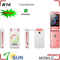 best selling products in america K14 flip top mobile phones
