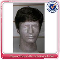 Qingdao howshine 6 inch 8*6 male wig natural hair men toupee