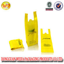 Punch out Handle Shopping Plastic Bag Vietnam