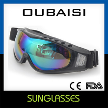 New Style PC Frame Dust and Sand proof Ski Glasses No. 5059