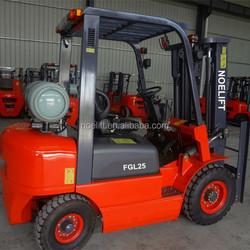Gasoline & LPG Forklift with TCM technology