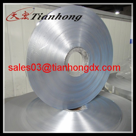 single-side or double-side bonded aluminium foil mylar for cables