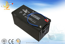12v200ah sealed lead acid battery 6-fm-200 valve regulated 12v200ah solar deep cycle battery UPS best quality