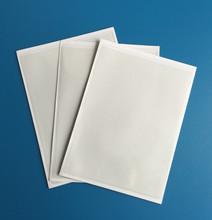 "Self-Adhesive Vinyl Pockets - Holds 10"" x 12"" (50/pk)"
