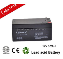Maintenance free security battery wholesale