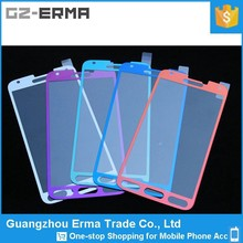 Cool 9H Explosion-proof Colorful Electroplating Tempered Glass Film Screen Protector For Samsung Galaxy A3