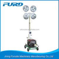 Kipor Diesel Generator Outdoor Lighting Tower (FZM-1000B)