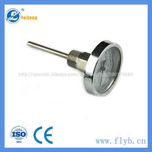 feilong bimetal indicador de temperatura