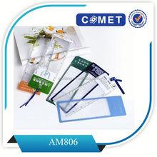 promotion Customized Logo OEM Designed magnifying ruler