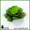 Factory price whole sale artificial potted succulents, small bonsai, Potted Artificial Short Succulent