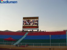 Wholesale alibaba P10 outdoor fullcolor advertsing sports led display board led sign used scoreboard for sale