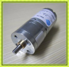 SG32RS38 made in china 8 volt dc gear motor with 6mm shaft gearbox