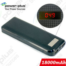 Best-selling all over the world high quality intelligent digital display high capacity mobile power bank 18000 mah